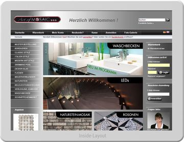 Art of Mosaic - Online-Shop